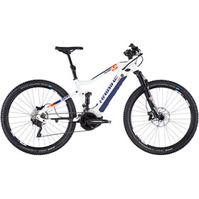 HAIBIKE SDURO FullNine 5.0, white/orange/blue
